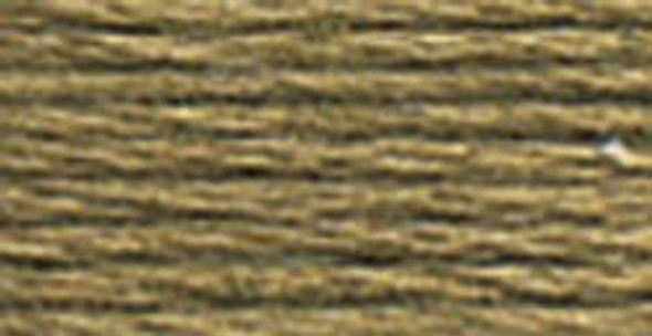 DMC 640 Very Dark Beige Gray Size 12 Perle Cotton Ball Embroidery Thread