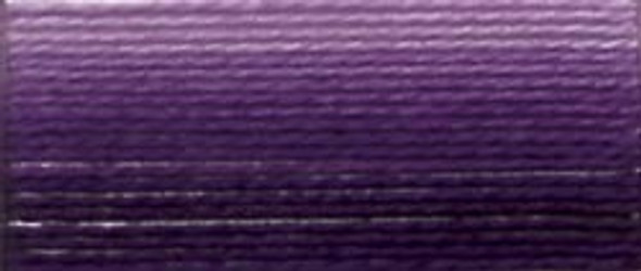 DMC 52 Variegated Violet Pearl Cotton Embroidery Thread Ball - Size 8