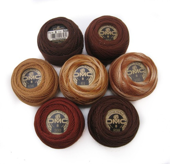 DMC Embroidery Floss Balls