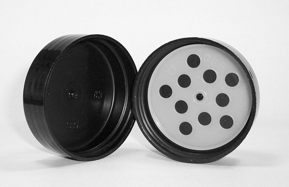 Nakpunar Spice Jar Shaker Fitment and Black Caps