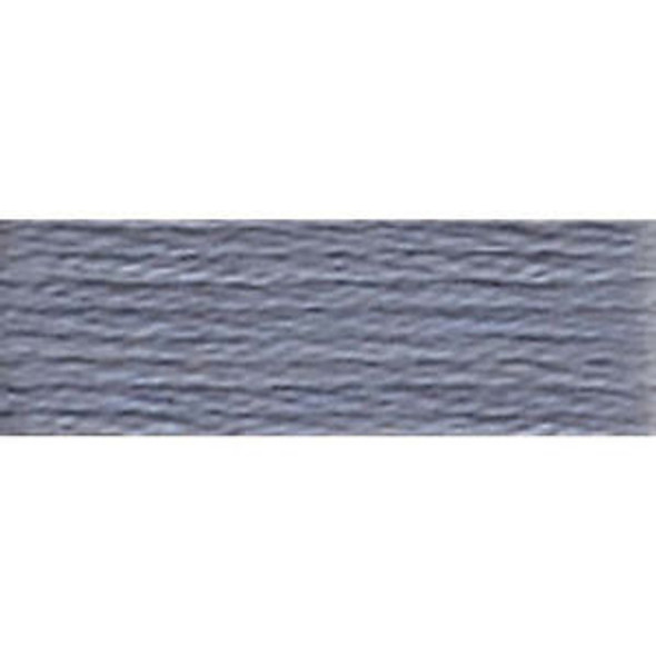 DMC #5 Perle Cotton Thread | 414 Dark Steel Gray