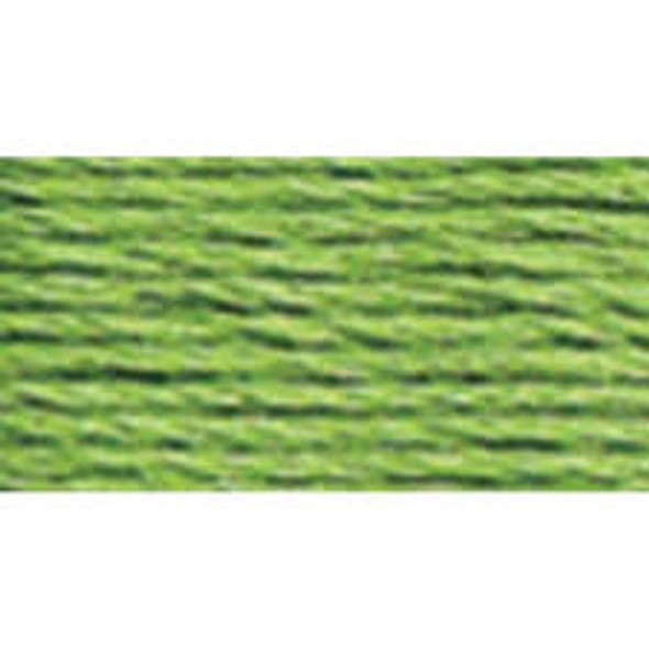 DMC Pearl, Perle Cotton Thread Ball | Size 5 | 703 Chartreuse