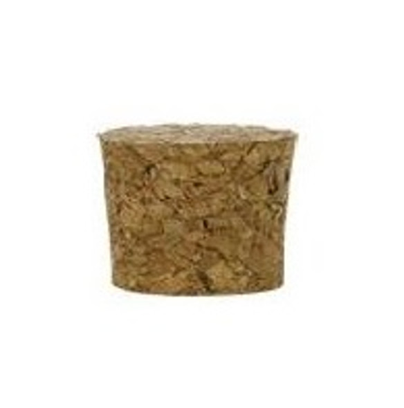 Nakpunar Size 14 Agglomerated  Tapered Cork Stoppers
