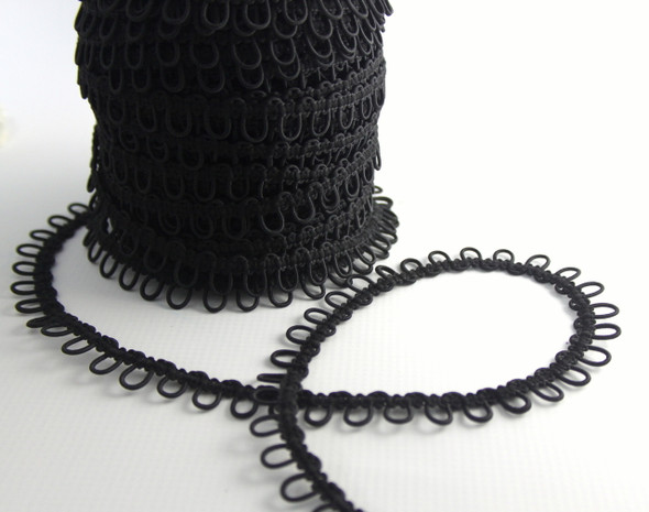 Where to Buy Black Bridal Loops