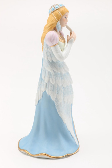 The Swan Princess Lenox Legendary Princesses Porcelain Figure