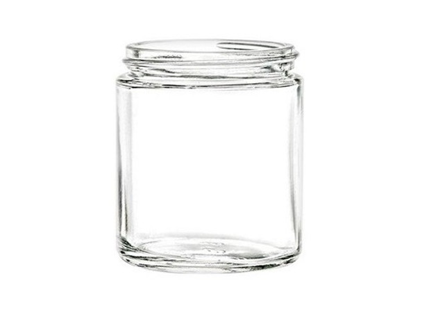 2 oz straight sided jars with lids