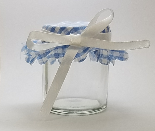 """2 oz straight sided jar with 4"""" jar covers"""