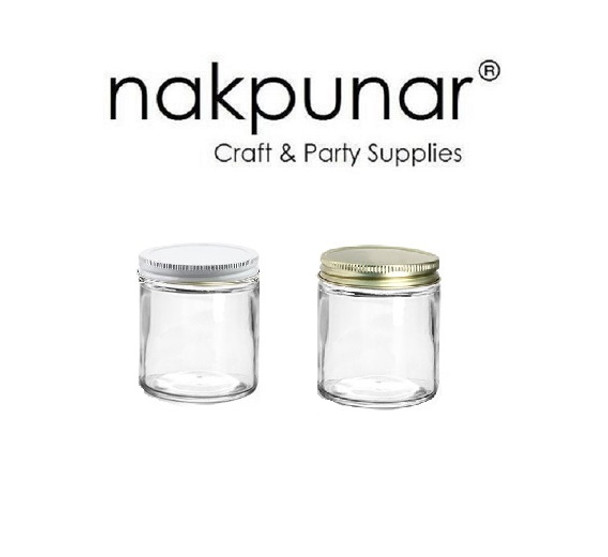 2 oz Straight Side Glass Jar with Plastisol Lined Lid