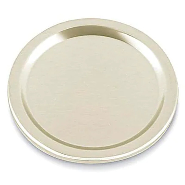 12 pcs Gold Color Regular Mouth Jar Lids - Discs only - Made in USA 70/450