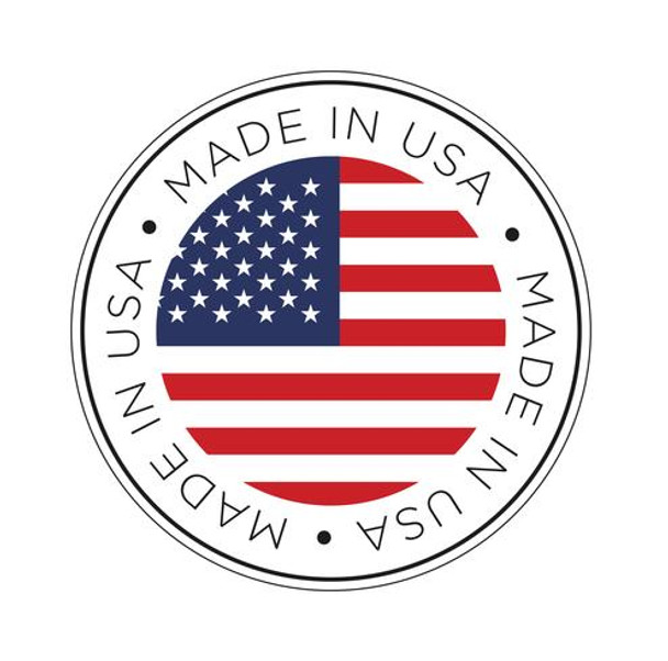 Glass jars made in The USA