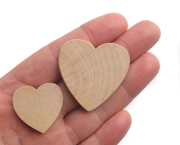 Heart Wooden Cutout