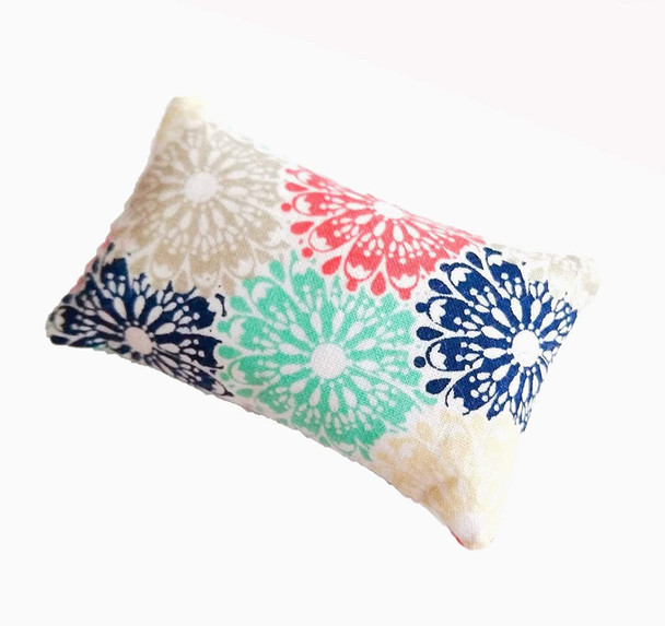Colorful Lace Sewing Pincushion with Emery Sand
