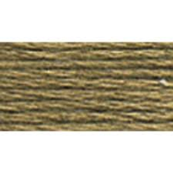 DMC Pearl, Perle Cotton Thread Ball | Size 5 | 640 Very Dark Beige Gray