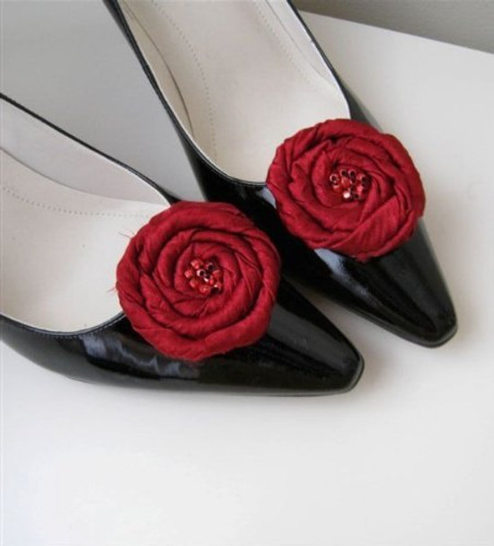 How to make shoe clips with Nakpunar Shoe clips