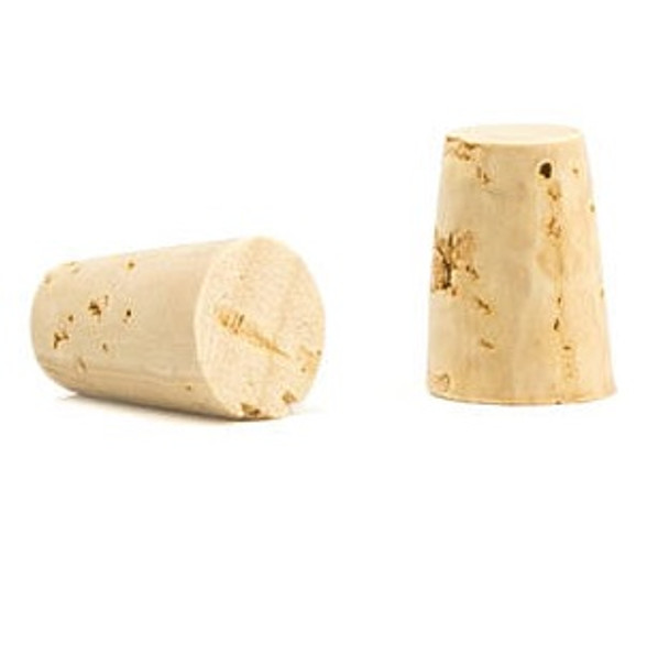 Nakpunar Size 1 Natural Cork Stoppers