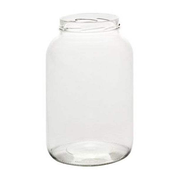 1 gallon wide mouth glass jar replacement lid