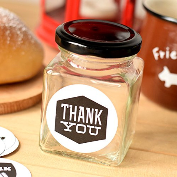 6 oz Cube Square Glass Jars for DIY Wedding, party favors by Nakpunar