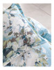 Jessica Blue Queen Quilt Cover Set Private Collection | 3 Pce