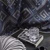 Baraz Ink Quilt Cover Set
