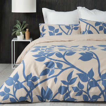 Madison Blue Quilt Cover Set