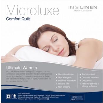 Queen Size 500 gsm Microluxe Comfort Winter Quilt