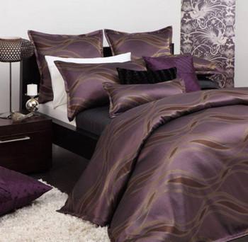 Sebastian Purple 3 Pce Queen Size Quilt Cover Set