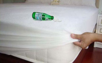 Super King Waterproof Mattress Protector