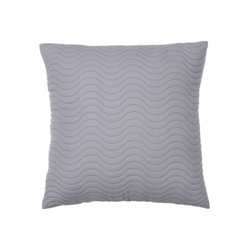 Bianca Vivid Grey European Size Pillowcase