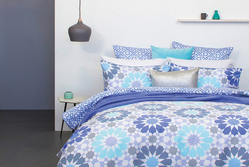 Bambury Marrakech 5 Pce Queen Quilt Cover Set