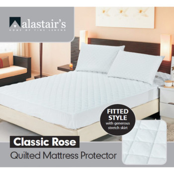Alastair's Classic Rose Single Mattress Protector
