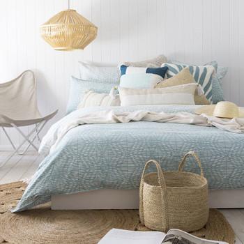 Bambury Cayman Double Quilt Cover Set