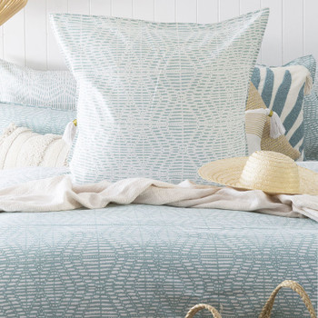 Bambury Cayman Double Quilt Cover Set