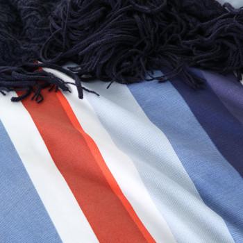 Logan & Mason Amalfi Navy King Quilt Cover Set - 3 Pce