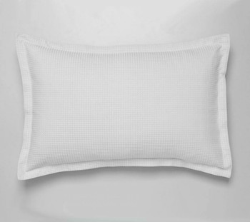 Logan & Mason Ascot White Pillowcase