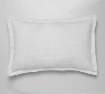 Logan & Mason Ascot White Pillowcase