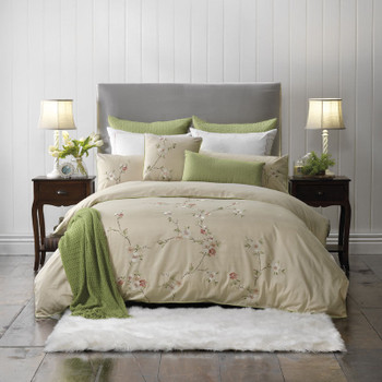 Bianca Estelle Quilt Cover Set