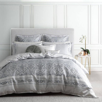 Logan & Mason Lawrence Sterling Quilt Cover Set