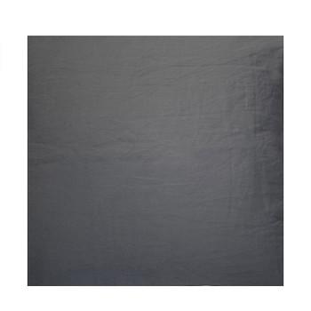 Bambury French Flax Charcoal King Bed Sheet Set 2