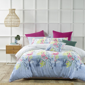 Lagoon Quilt Cover Set