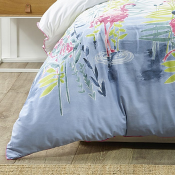 Lagoon Quilt Cover Set 1