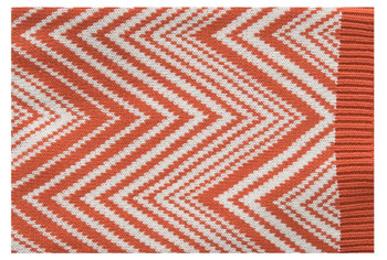 Jackson Throw Rug Orange