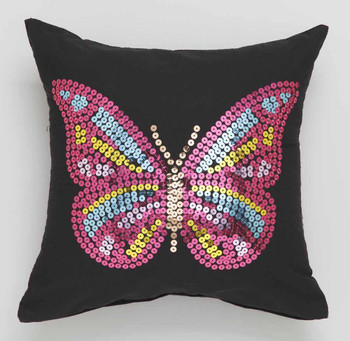 Bridie Butterfly Cushion