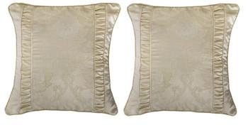 Bianca Annabelle Gold European Pillowcase