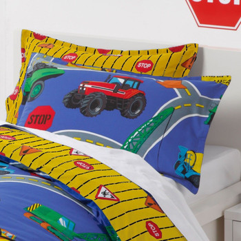 Roadworks Pillowcases