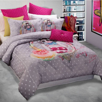 Vogue Quilt Cover Set