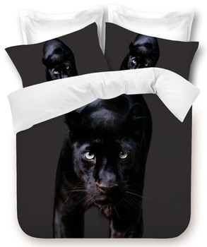 Black Panther Quilt Cover Set