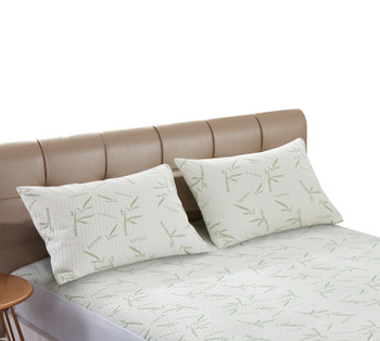 Alastairs Bamboo Pillow Protectors