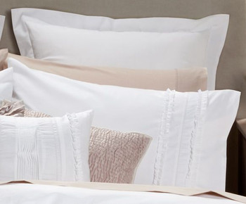 Calypso White Quilt Cover SetCalypso White Quilt Cover Set