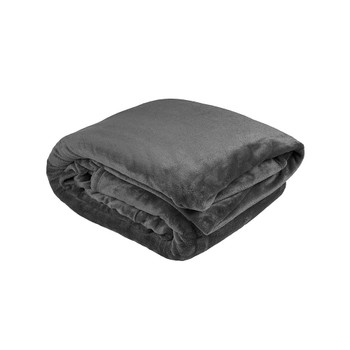 Bambury Charcoal Ultraplush Blanket