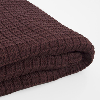 Chestnut Tanami Throw